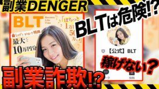 【副業詐欺】BLTの口コミ評判は!?怪しいツールを使った仕事内容とは!?
